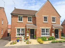 2 Bed Semi-Detached House