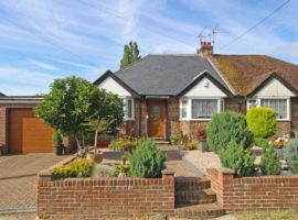 2 Bed Semi- detached Bungalow
