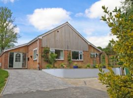4 Bed Detached Extended Chalet