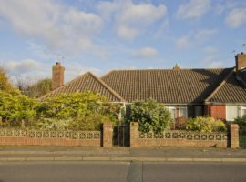 3 Bed Semi-Detached Bungalow