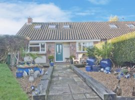 2 Bed End of Terrace Bungalow