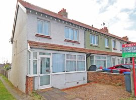 3 Bed End of Terraced House